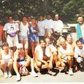 Sentier Stevenson 1997 Arrivée St Jean du Gard