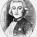 <b>PARTHENAY</b> (79) - PIERRE-JEAN ANDRIEUX, EX-ECCLÉSIASTIQUE, DÉPUTÉ DE <b>PARTHENAY</b> (1754 - 1820)