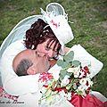 PHOTOS DE MARIAGE : Michelle & Yves