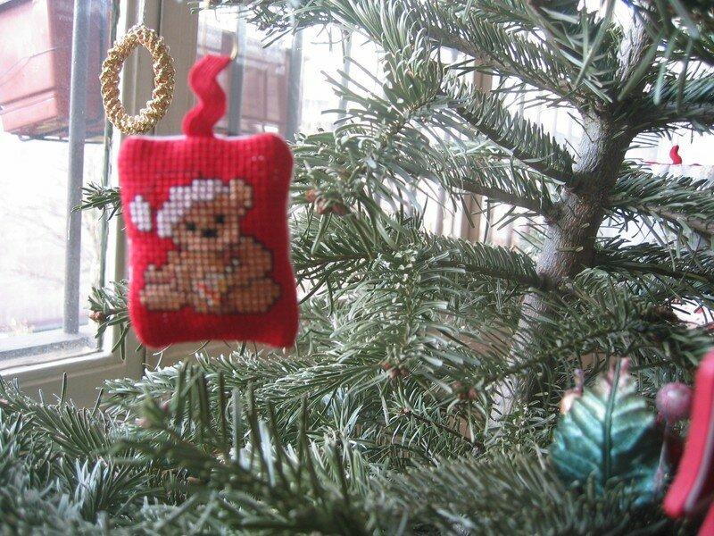 Ourson Noël