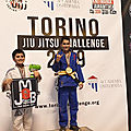 Torino Jiu Jitsu Challenge 2019.