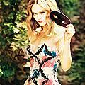 2013, Vanessa Paradis par Ellen Von Unwerth pour Madame <b>Figaro</b>