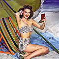 1944, Ava Gardner par Clarence Sinclair <b>Bull</b>