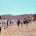 Algérie au coeur (39/42). Plages d'<b>Oran</b>.