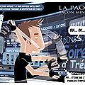Expo stouf & jean-ouf à l'agence