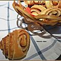 Petits pains à la <b>cannelle</b>