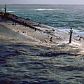 Quarante ans après, l'épave du Tanio pollue toujours - Forty years later, the wreck of the Tanio still <b>pollutes</b>