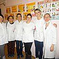 04/02...Visite à l'hôpital des enfants de Kungur