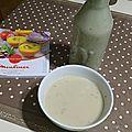 Velouté d'endives au lard soupe maker moulinex