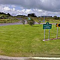 Rond-point à <b>Sligo</b> (Irlande)