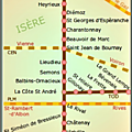 Monplaisir / st-Marcellin ou le train en Velin