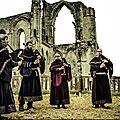 Thierry Bertrand sonneur et facteur d'instruments médiévaux, la Veuze de Vendée (TV) (2)