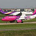Wizz Air Hongrie