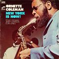 Ornette Coleman - 1968 - New York Is Now ! Vol