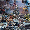 Warhammer <b>Age</b> <b>of</b> <b>Sigmar</b> : Escarmouches - Mes premières impressions