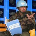 Effer lecebe au forum économique de davos 2012