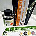 La Lieutenante: Huile d'Olive de la Vallée des <b>Baux</b> AOP