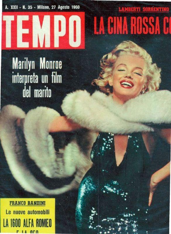 Tempo Italie 1960