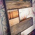 lettre bois deco recycle reclaim wood letters 4