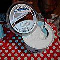 Crème glacée light (concours inside)