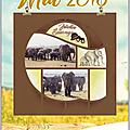 Catalogue de mai