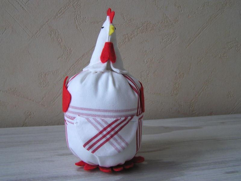la poule boule de Gigi