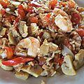 Marmelade de légumes au riz