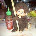 Kiki au restaurant chinois sur limoges