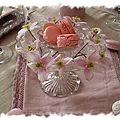 table rose poudrée 035