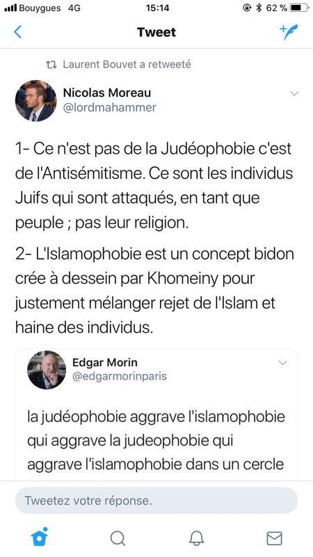 LaurentBouvetIslamophobieKhomeiny