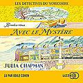 Rendez-vous avec le Mystère (Les détectives du Yorkshire #3), par Julia Chapman