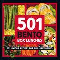 <b>501</b> bento box lunches - le livre