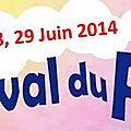 Spectacle au festival du rire de bisseuil !