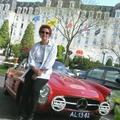 2008-Annecy-Tulipes-Mercedes Benz-300 SL-Josette-2