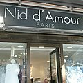 Nid d'Amou
