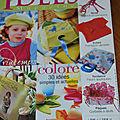 Magazine idées couture et broderie