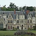 Chateau de montivert (le viel bauge) - maine-et-loire - france