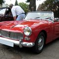 MG midget roadster 01