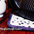 Dessous de plat / manique #1 version étoilée
