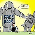 <b>Facebook</b> sait désormais ce que vous écrivez même si vous ne le postez pas.