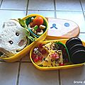 Les lunch Box de la Crapule