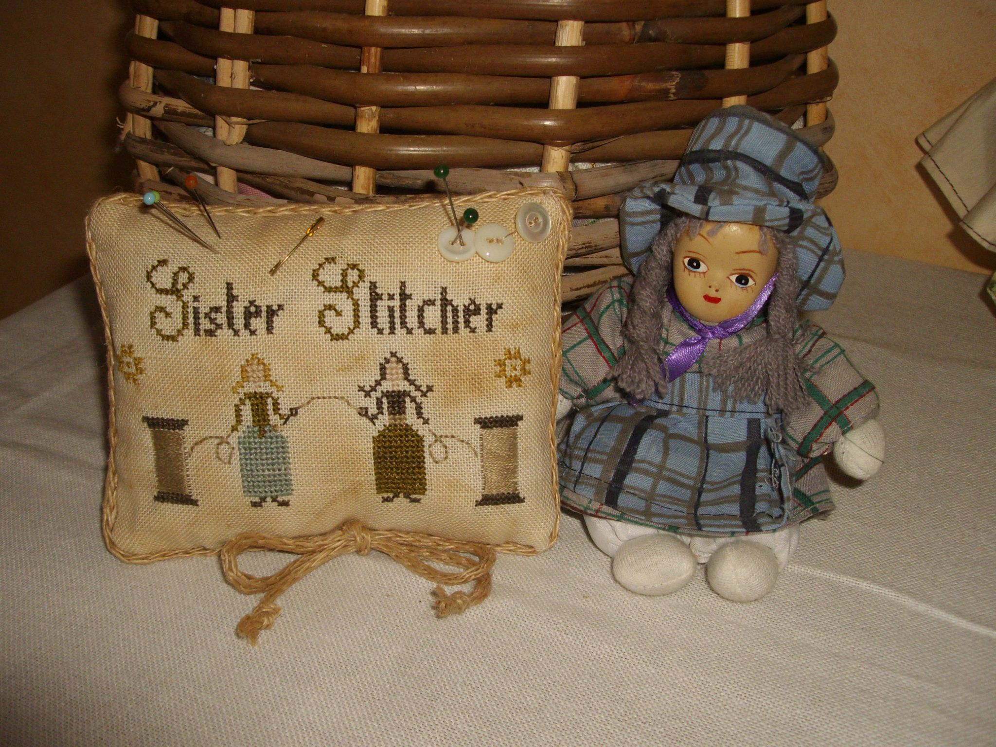 coussinet sister stitcher 2