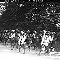 Prédiction - Les <b>troupes</b> Indoues