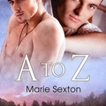 A to z (coda books #2) by marie sexton (m/m)
