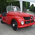 KLEINSCHNITTGER F125 roadster 1950 Schwetzingen (1)