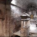 Basilique St Seurin, Crypte, Tombeau de St Fort