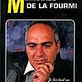 Oujda. Abderrahmane Zenati. Memoire de la Fourmi