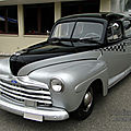 Ford Fordor <b>custom</b> 1946-1947