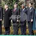 HRH Crown Prince Moulay Rachid, took part in the official ceremony organized in the memory of the 192 victims of the attacks that hit Madrid last March 11, 2005.