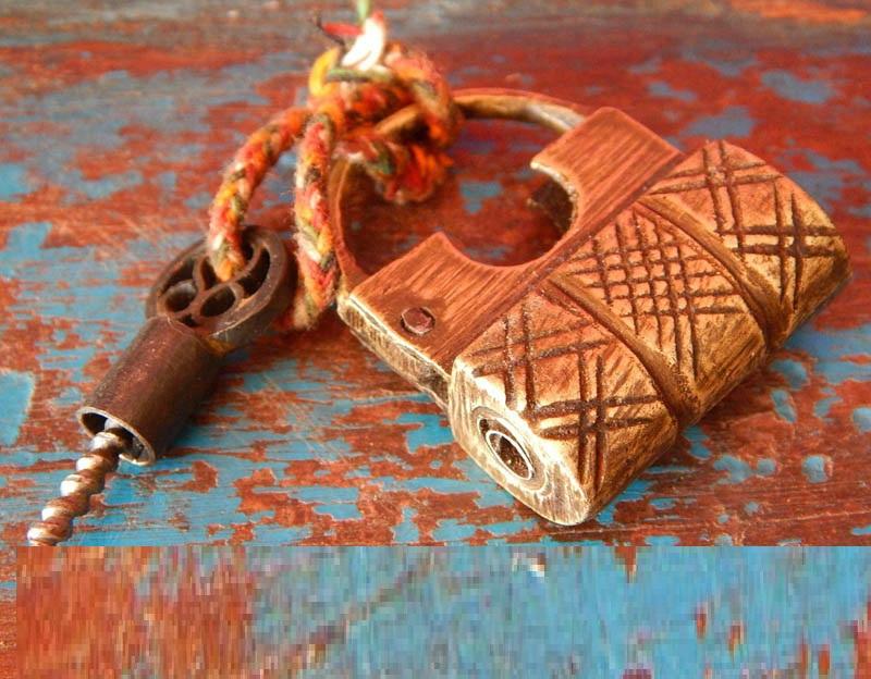 Talisman Indien destiné aux jeux du hasard, la loto, PMU ETC...